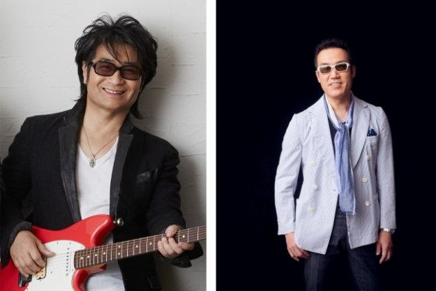「夢☆伝説 ~はるか時を超えて~」に出演する根本 要さん(写真左)・星のお兄さん(写真右)
