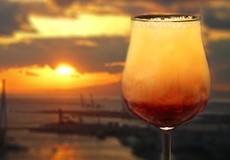カクテル「Sunset200」