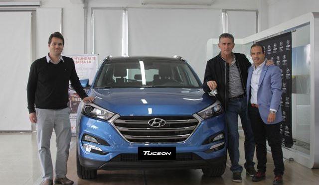 Tucson 2016 | Hyundai | la elegida por el DT Edgardo Bauza