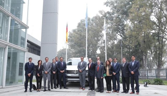 Banco Ciudad y Volkswagen | firman acuerdo de financiación