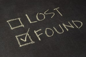 Please Check Lost & Found This Week
