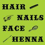Canrival hair face nails