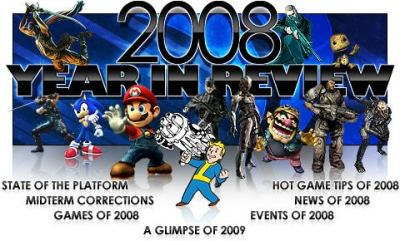PlayStation 2008 Year in Review - IGN
