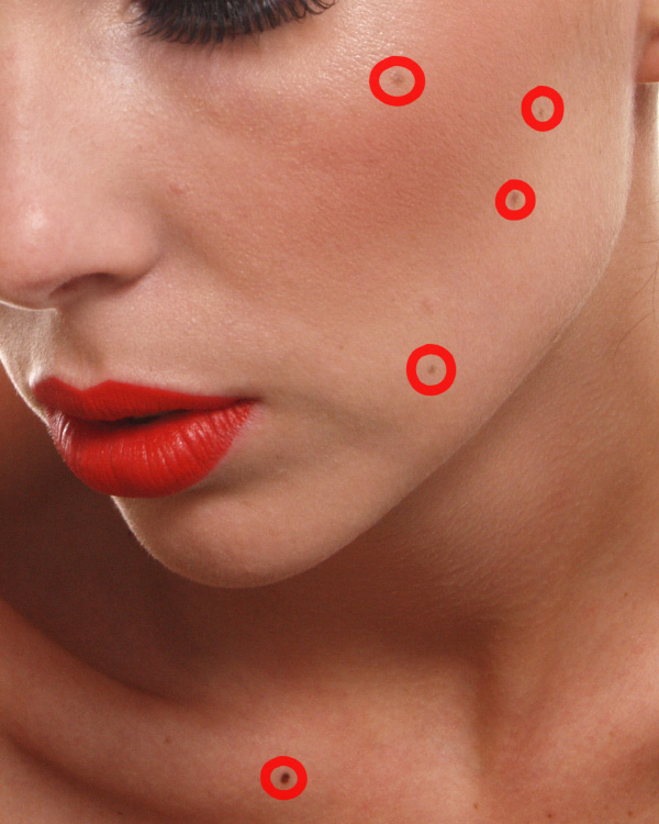healing4 Professional Retouching Tutorial: Healing (Part 1)