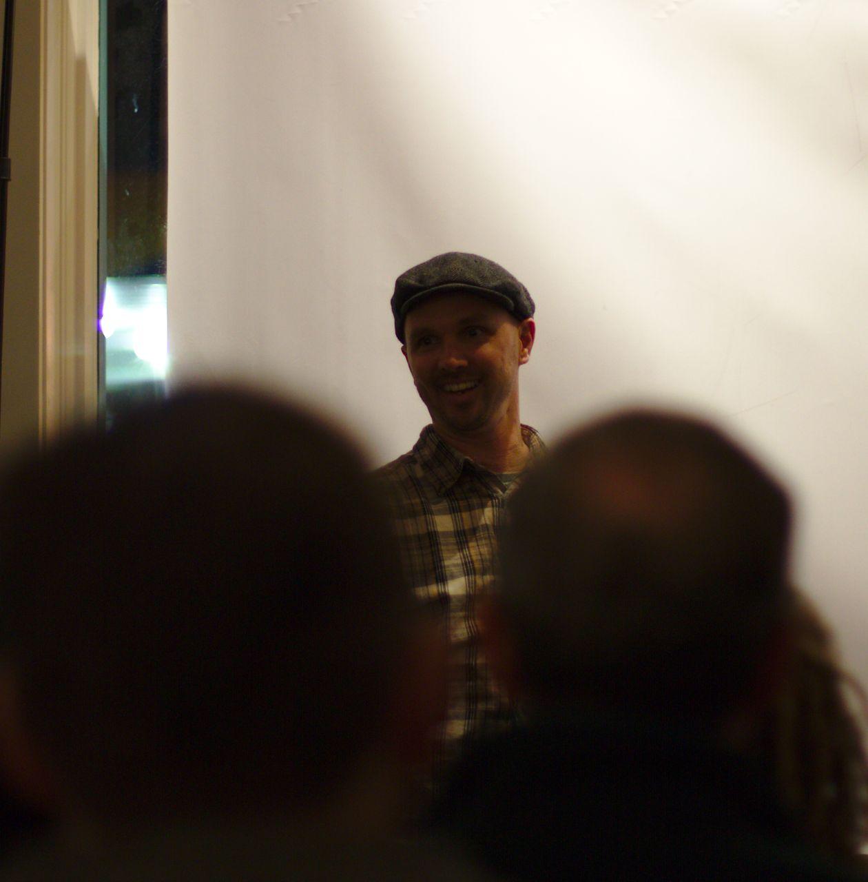 Filmmaker Q&A at PSFN #4, December 2013