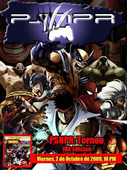(2009-10-02) Marvel vs Capcom 2