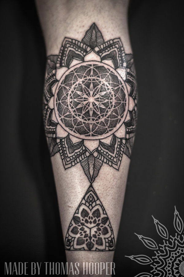 Thomas Hooper Tattoo