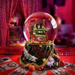 Ball with Tarot Cards in El Paso