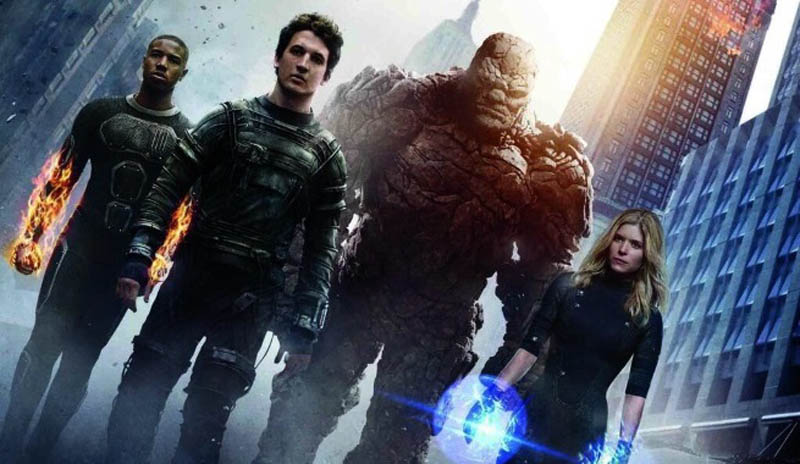 fantastic 4 this didn't happen in the movie