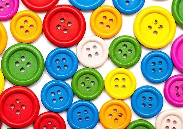 ボタン恐怖症
