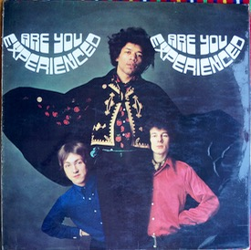 JIMI HENDRIX EXPERIENCE ARE YOU EXPERIENCED UK original, very nice, just small corner bend top right with lamination lift £200 M--/M- TRACK 612 001 LP
