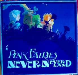 PINK FAIRIES NEVER NEVER LAND Wow - played once 1st press in 3D cover, owner said it was a pain to get it out of the cover so he never played it after the 1st time, cover and inner are mint, vinyl played once, vinyl shows slight sign of dulling due to it being in it's own pvc cover for 40+ years plays fine (subject to usual Polydor pressing quality), best copy you will ever see and an acid rock classic of course £400 M-/M- POLYDOR