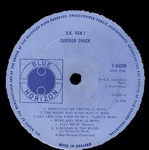 blue horizon record label
