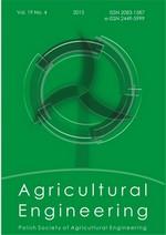 Inżynieria Rolnicza