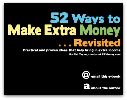 52 Ways to Make Extra Money