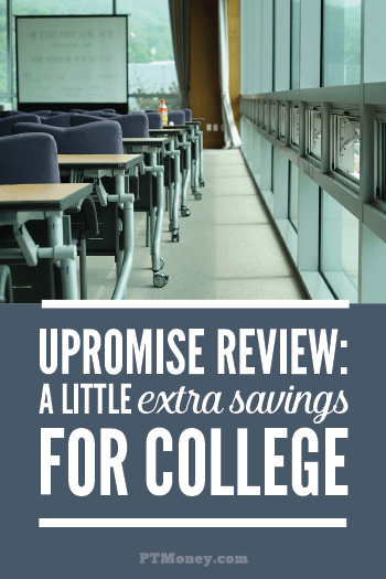 Read PT's review of Upromise. It's a great, easy, FREE way to start saving a little extra for your kid's college education. Find out where to go and how to sign up today!
