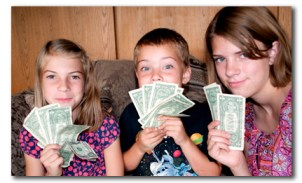 How Kids Can Make Extra Money