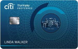 ThankYou Preferred Card