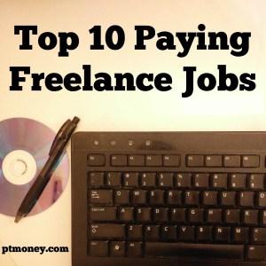 Top 10 Paying Freelance Jobs