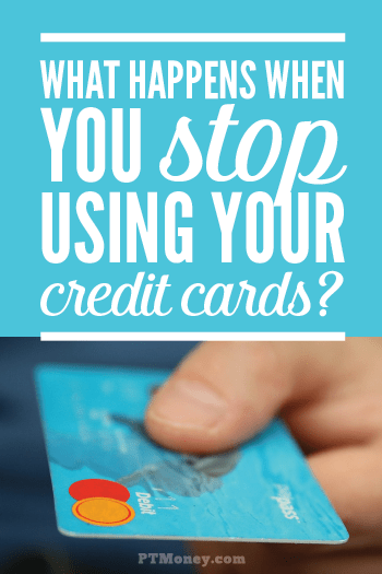 Have you ever wanted to stop using one of your credit cards? PT finds out what could possibly happen if you do leave your credit card inactive for too long.