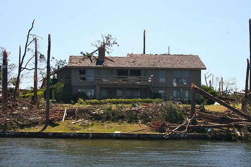 Lake Martin Tornado Damage April 2011