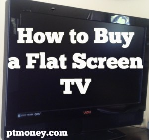 How to Buy a Flat Screen TV