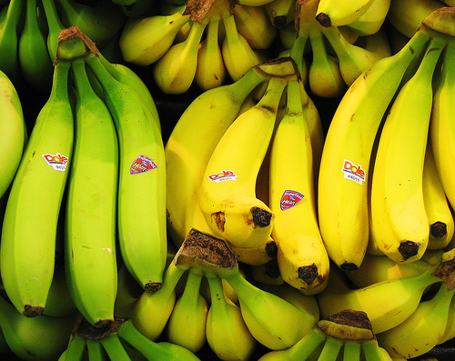 Bananas - Cheap Healthy Foods That Fill You Up