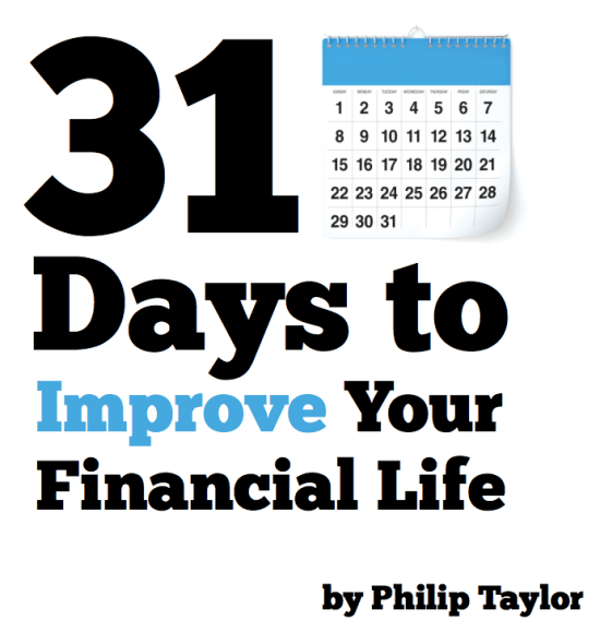 31 Days to Improve Your Financial Life