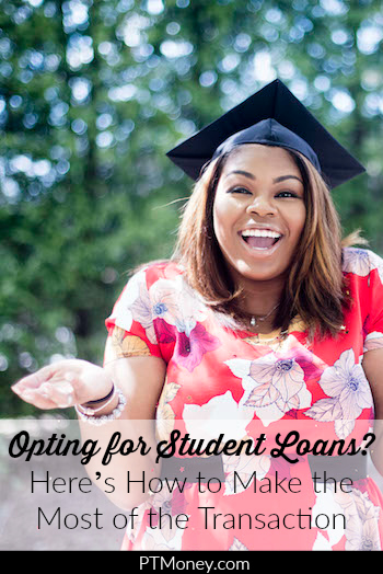 If you or your kids will be taking on student loans, here are some tips for making the most of the situation.