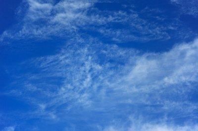 Clouds In Sky Background Free Stock Photo - Public Domain Pictures