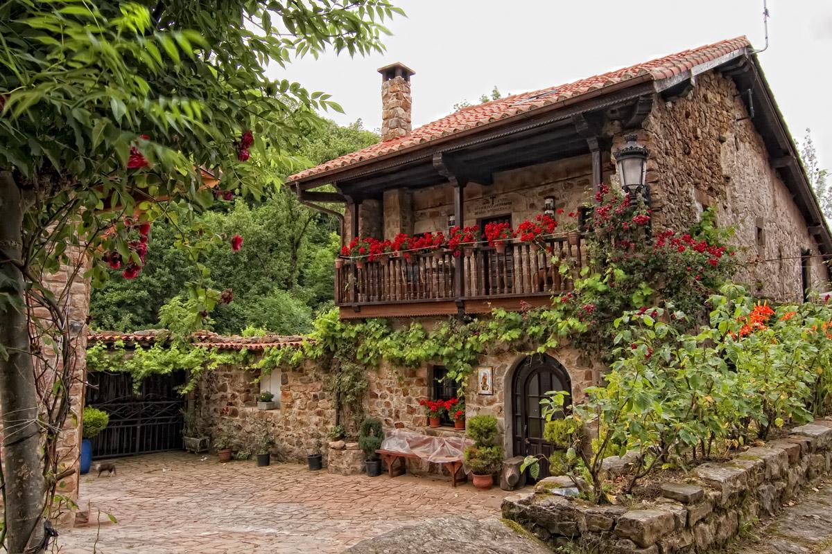 Barcena Mayor en Cantabria