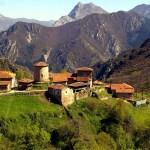 Bandujo en Asturias