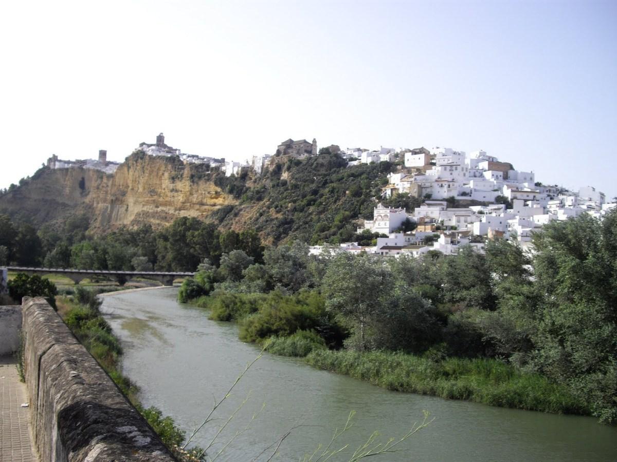 Arcos de la Frontera en Cadiz