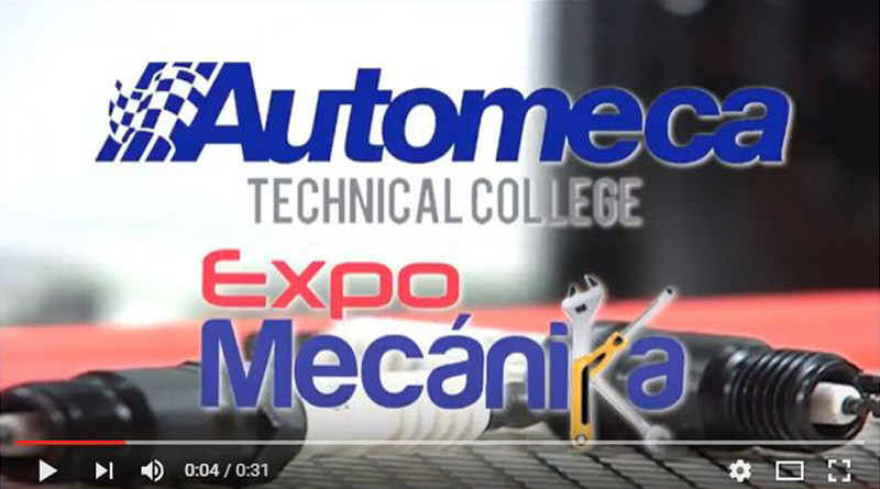 Video: ExpoMecánika