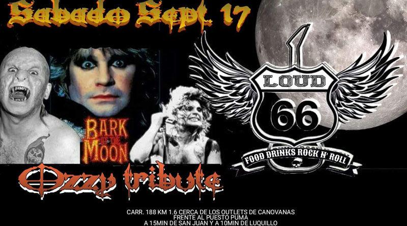 Ozzy Osbourne Tribute @ Loud 66