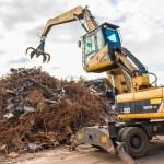puijon romu romuttamo metallinkierrätys kuopoi