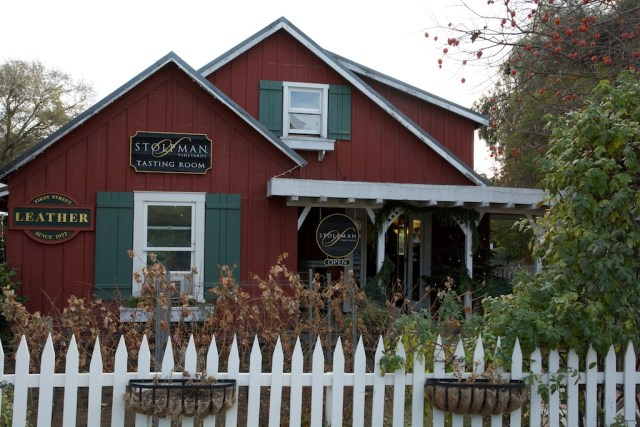 Stolpman Vineyards Tasting Room