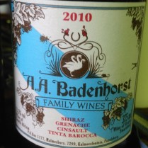 Badenhorst Red Blend