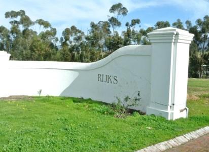 Rijk's entry