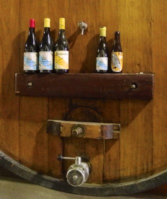 Wines at Badenhorst