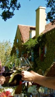 Cheers to Jordan Vineyard & Winery