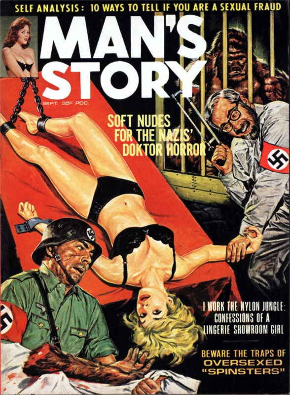 20887940-Man's Story, September 1964