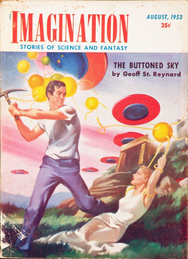 Imagination, Stories of Science and Fantasy, August 1953