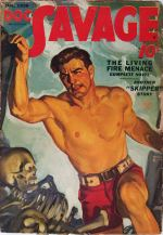 Doc Savage January 1938