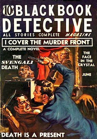 Black Book Detective June 1937