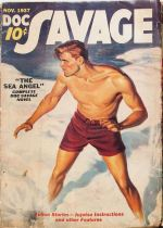 Doc Savage November 1937