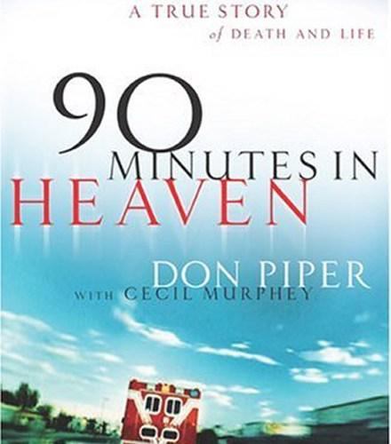 90 minutes in heaven book report
