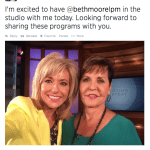Beth Moore Confronts Young Pastor's Wife for Criticizing Her Direct, Divine Revelation