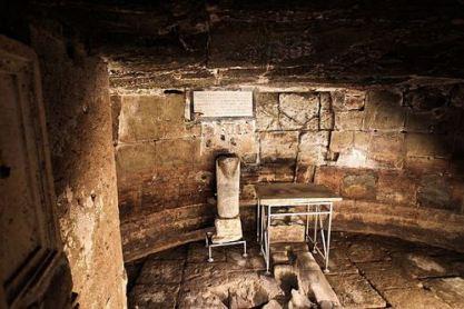 Mamertine Prison, Rome, Presumed Site of Paul's Imprisonment
