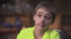 Bullies Hurt This Boy Every Day… Until A Football Star Turned His Life Around